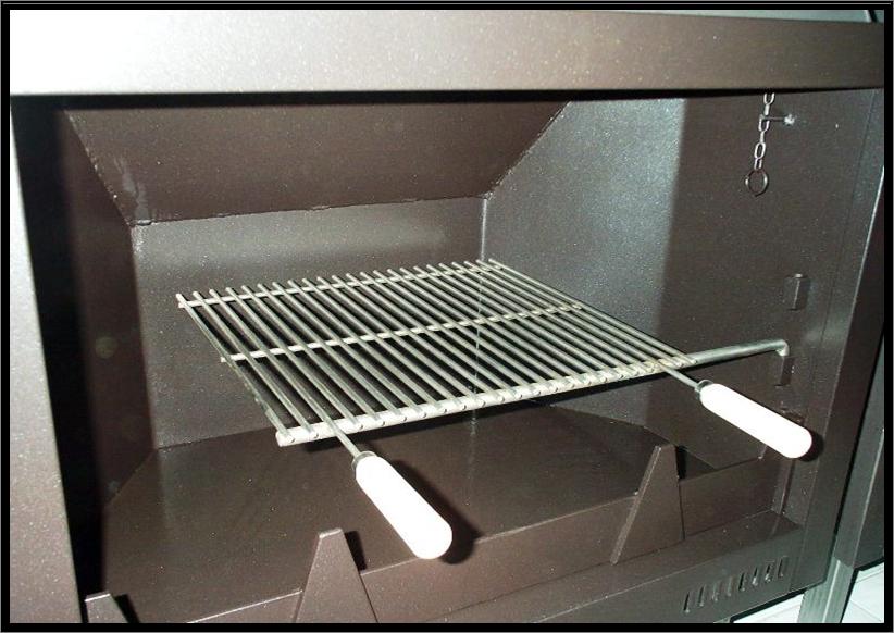 Chimeneas sierra parrilla de asado para chimeneas - Accesorios para chimeneas decorativas ...